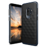 Чехол Caseology Parallax series для Galaxy S9 Black / Deep Blue