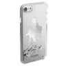Чехол POLO & RACQUET CLUB Double Horse для iPhone 8/7  Silver