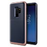 Чехол противоударный VRS Design High Pro Shield для Galaxy S9 Plus Indigo Blush Gold